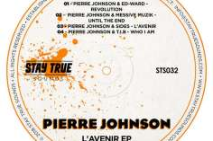 Pierre Johnson - L'avenir EP, deep house, deep tech house, sa deep house music, south african deep house 2018, deep house mp3 download for free, south africa deep house sounds