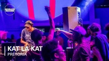 Kat La Kat | Boiler Room x Ballantine's True Music Pretoria Afro House King Afro House, Gqom, Deep House, Soulful