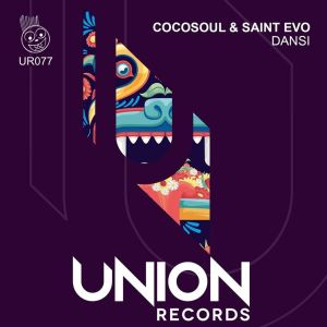 CocoSoul & Saint Evo - Dansi, latest house music, local afro house, south african house music, za music, afro house 2019