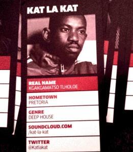 Kat La Kat - Roots Part 1 Mix