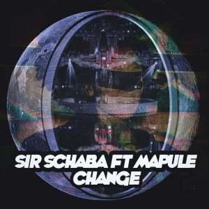 Sir Schaba & Mapule - Change (PolyRhythm Dub), mzansi house music downloads, south african deep house, latest south african house, new sa house music, AFRO DEEP, house, new house music 2019
