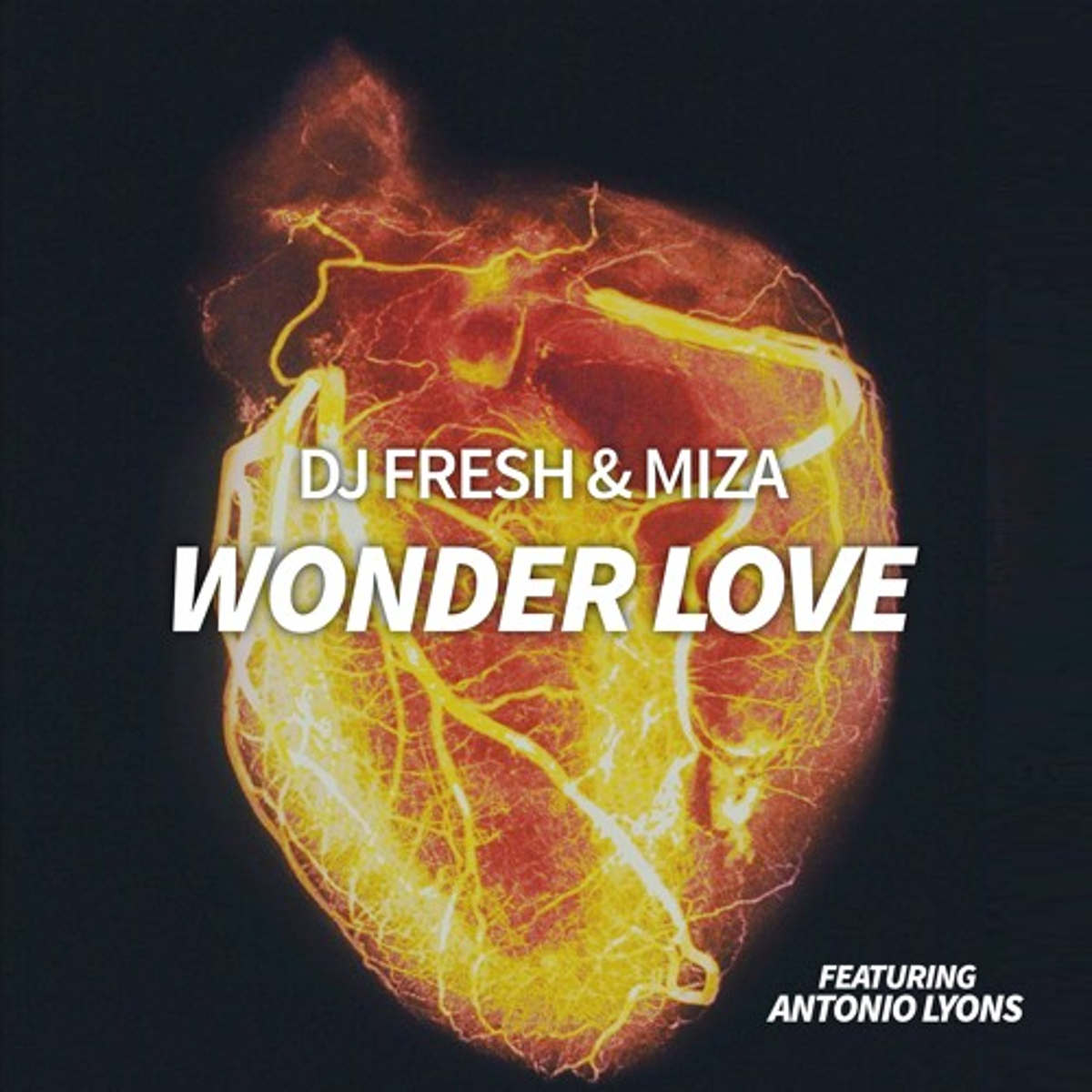 Dj Fresh & Miza - Wonder Love (feat. Antonio Lyons)