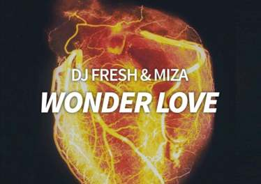 Dj Fresh & Miza - Wonder Love (feat. Antonio Lyons)