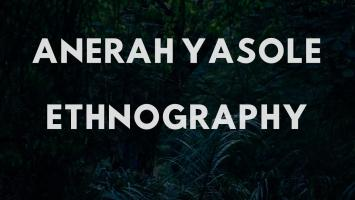 Anerah Yasole - Ethnography EP, latest south african house, new sa house music, afrotech, new house music 2018, best house music 2019, durban house music, latest house music tracks