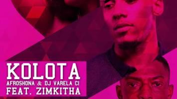 Afroshona & Dj Varela CI feat. Zimkitha - Kolota (Original Mix)