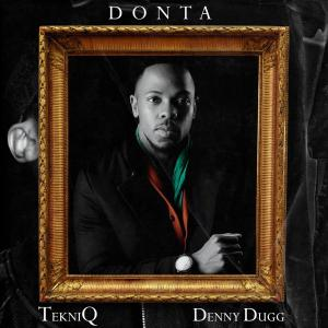 TekniQ - Donta (feat. Denny Dugg), new afro house, house music download mp3, african music, afrohouse, south african music, za songs