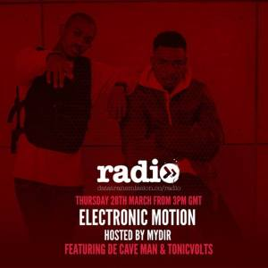 De Cave & TonicVolts - MyDir Electronic Motion Mix