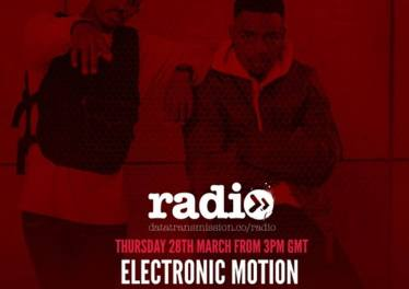 De Cave & TonicVolts - MyDir Electronic Motion Mix