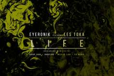EyeRonik feat. Les Toka - Life (Deep Sen's Remix), new afro house music, south africa house music, afrodeep, deep house sounds, deephouse 2019, mp3 download, latest house music, za sa music