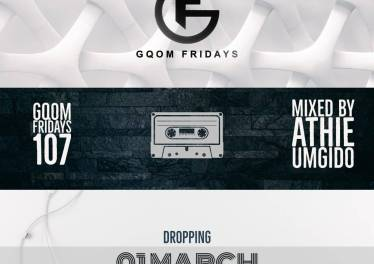 GqomFridays Mix Vol.107 (Mixed By Dj Athie)