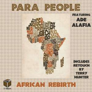 Para People feat. Ade Alafia - African Rebirth (Original)