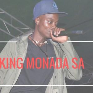 King Monada - Ke lle Pateni (feat. CK The DJ)