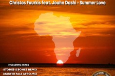 Christos Fourkis - Summer Love (Stones & Bones Remix), house music download, afro house 2019, new afro house music, afrohouse songs mp3 download