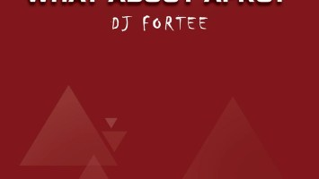 DJ Fortee - What About Afro? (Live Mix)