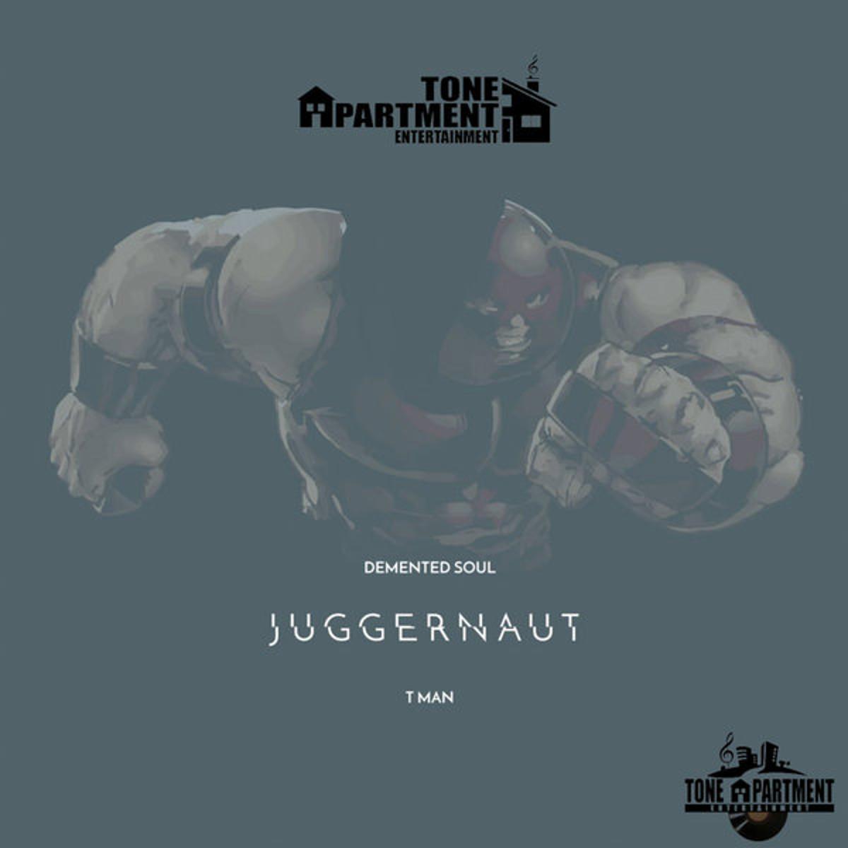 Demented Soul & Tman - Juggernaut EP