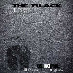 The BlackList Compilation, InQfive - Dark Circles (Original Mix), afro tech, new house music, south africa music, latest sa afro house, afrohouse tracks, afrotech, house music download