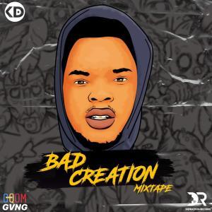 K Dot Bad Creation Mixtape K Dot - Bad Creation Mixtape