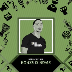 Derrick Flair feat. Mamboleo - Africa My Home (Original Mix)
