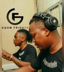 GqomFridays Mix Vol.113 (Mixed By Element Boyz)