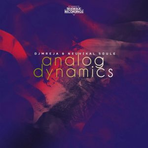 DJMreja & Neuvikal Soule - Analog Dynamics EP Tek Tonik, afrotech, new south africa afro house, latest afro house music, afro house 2019, deep tech
