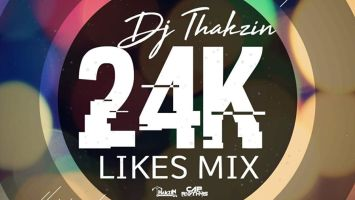 Dj Thakzin - 24K Likes Mix