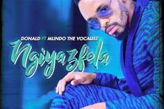 Donald - Ngiyazfela (feat. Mlindo The Vocalist)