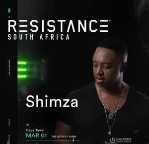 Shimza - Ultra Resistence CPT 2019, afromix, afro house mixes, dj mixtape, afrotech, new afro house music, latest house music, mp3 download, deep tech, south africa afro house