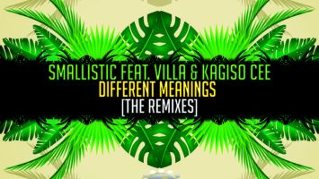 Smallistic, Villa, Kagiso Cee - Different Meanings (InQ5ive Special Touch), new afro house, afrohouse songs, house music download, afrotech, afro deep tech, latest afro house music, latest sa music, south african music download, afro house 2019