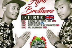 Afro Brotherz - UK Tour Mix