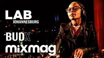DJ Buhle - Dub House Set in The Lab Johannesburg (16-May-2019)