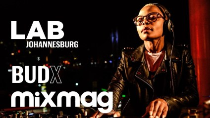 DJ Buhle - Dub House Set in The Lab Johannesburg , afromix, deep house mix