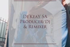 De'KeaY - Stay True (AquaDub Mix), new deep house music, deep house sounds, afro deep house, south african deep house music, deephouse 2019
