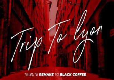 Echo Deep - TRIP TO LYON (Tribute Remake To Black Coffee)