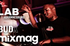 SHIMZA - Afro House Masterclass in The Lab Johannesburg