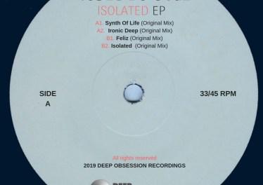 Tebza De SouL - Ironic Deep (Original Mix), new deep house, deep house sounds, afro deep house, deep house 2019, house music download, sa deep house
