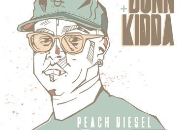 Dunn Kidda - Peach Diesel EP, house music download, progressive house, minimal house, electronica, Afro Latin Brazilian, deep house sounds, latest house music mp3