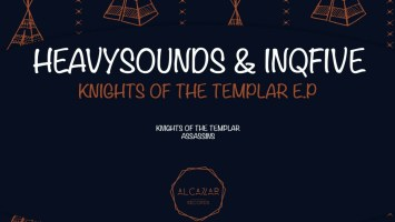HeavySounDs & InQfive - Knights Of The Templar (Original Mix)