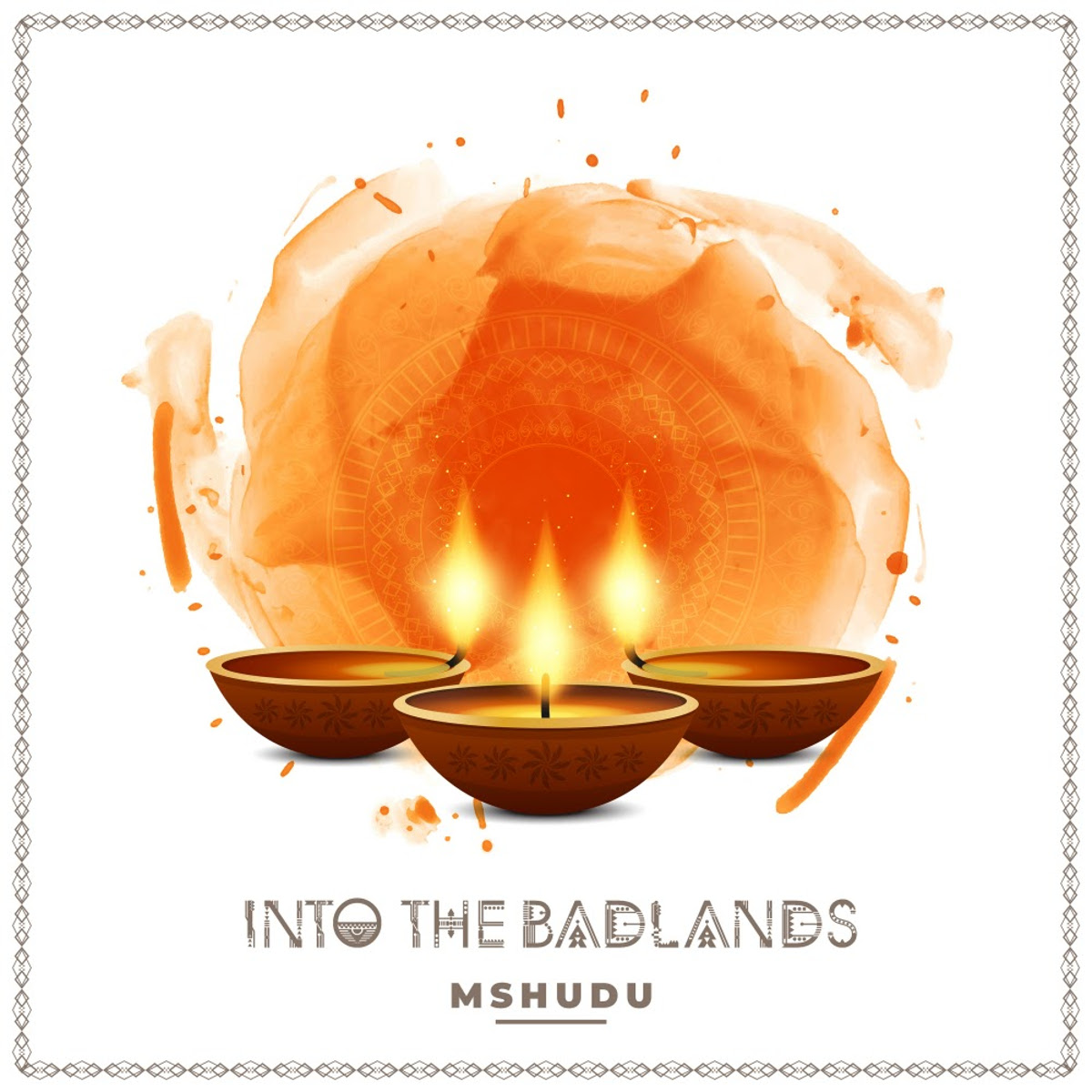 Mshudu Into The Bandlands - EP:Mshudu – Into The Bandlands