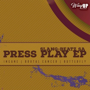 Slang-Beatz SA - Press Play EP, new afro house music, house music download, latest sa music, south african house music, afro deep, za music download