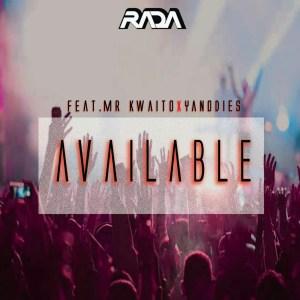 Rada - Available (feat. Kwaito & Yanodies)