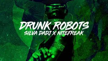 Silva DaDj & Nitefreak - Drunk Robots (Original Mix), new afro house music, afrotech, house music download, latest afro house songs, new sa music, latest south african house music