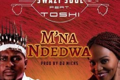 Swazi Soul feat. Toshi - M'na Ndedwa (Prod. DJ Micks), latest afro house, new sa music, south african afro house songs, afro house 2019, new afrohouse music