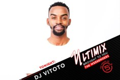 DJ Vitoto - 5FM Ultimix (For the Fans), afromix, afro house mixtape, dj mix