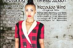 Moniestien & Venessa Jackson - Mazouloo Wind (Intruderz SA Remix), new afro house music, afro house 2019 download, afro house songs, house music download, latest sa music