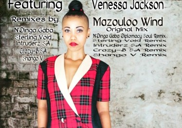 Moniestien & Venessa Jackson - Mazouloo Wind (Intruderz SA Remix), new afro house music, afro house 2019 download, afro house songs, house music download, latest sa music