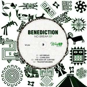 Benediction - No Break EP