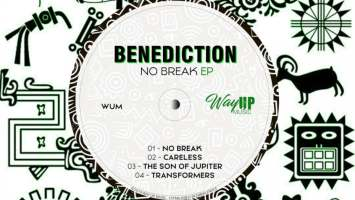 Benediction - No Break EP