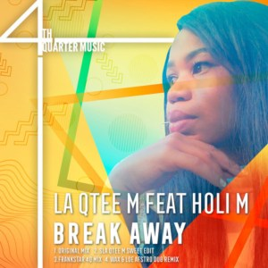 Holi M - Break Away (Wax & Loe Afstro Dub Remix)