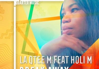 Holi M - Break Away (Wax & Loe Afstro Dub Remix)