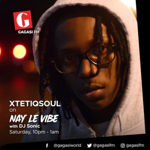 XtetiQsoul - Nay'LeVibe Mix on Gagasi FM
